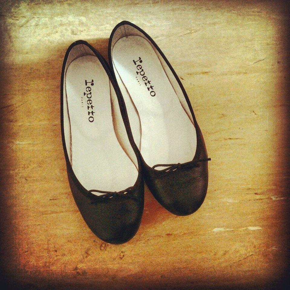 Le ballerine di Repetto