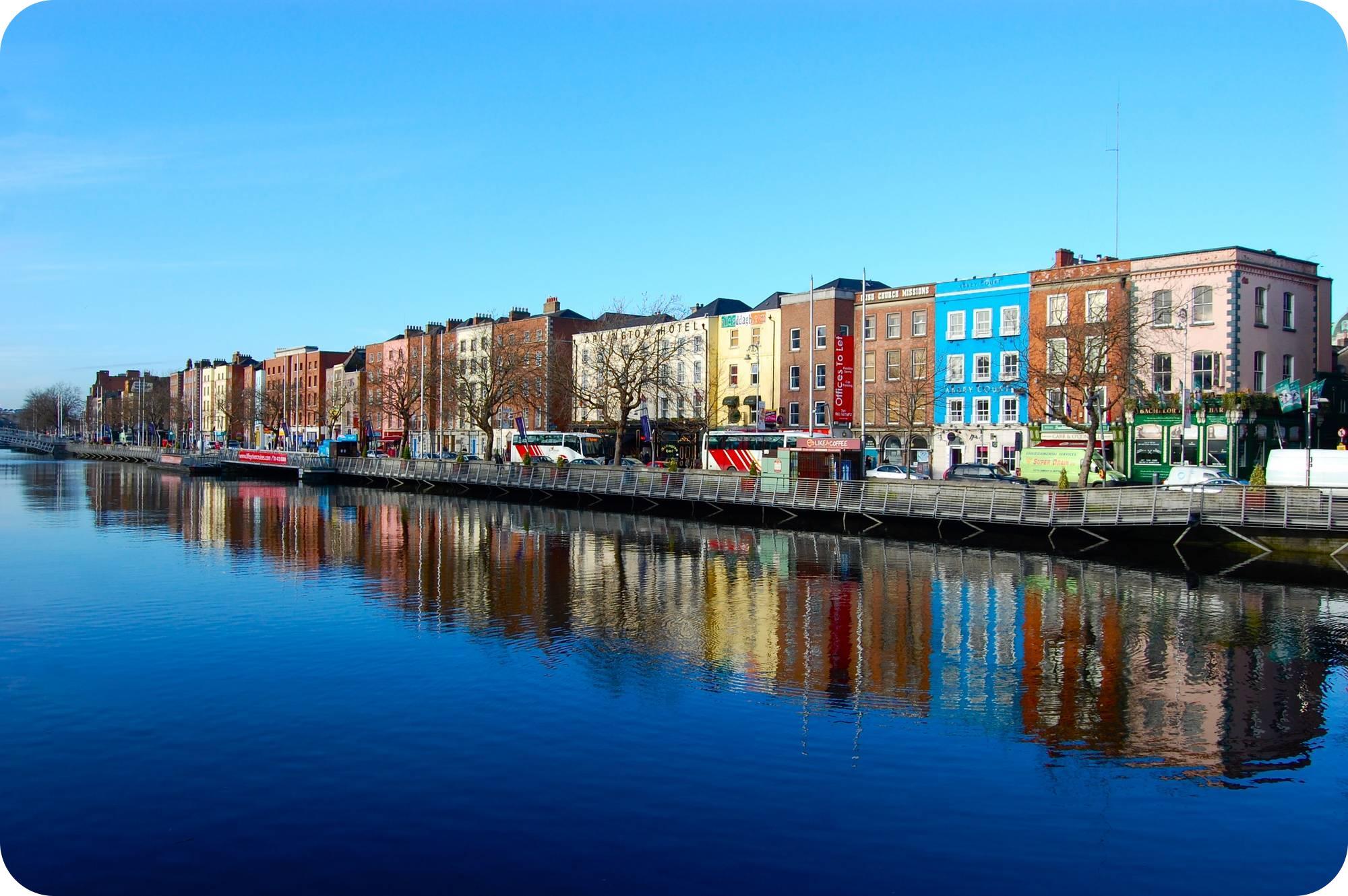 Stunning Dublin!