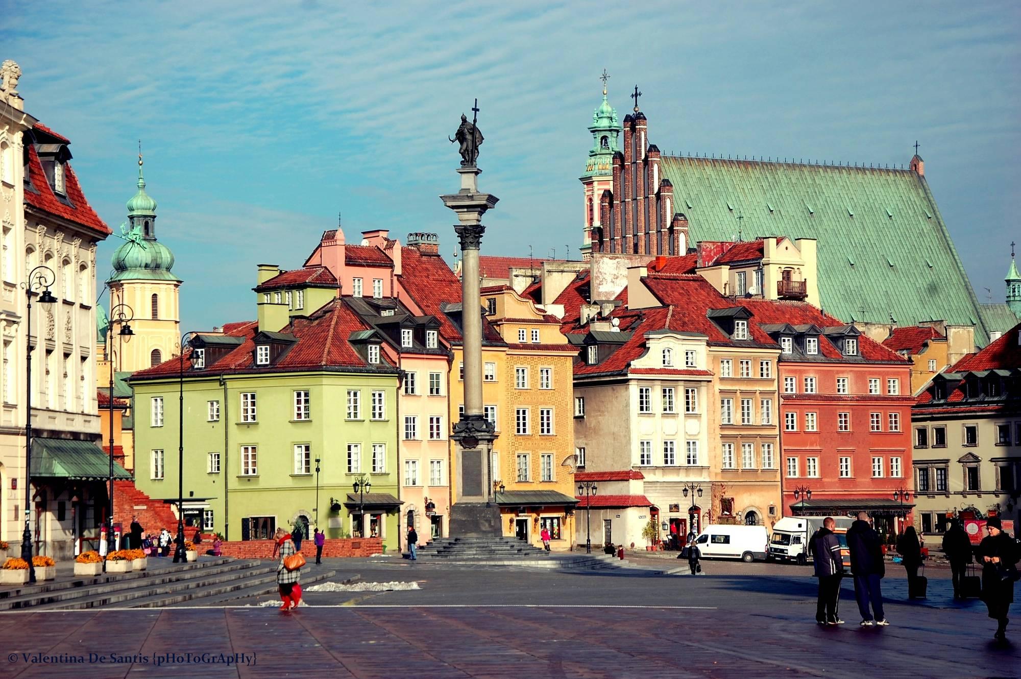 La rivincita di Varsavia