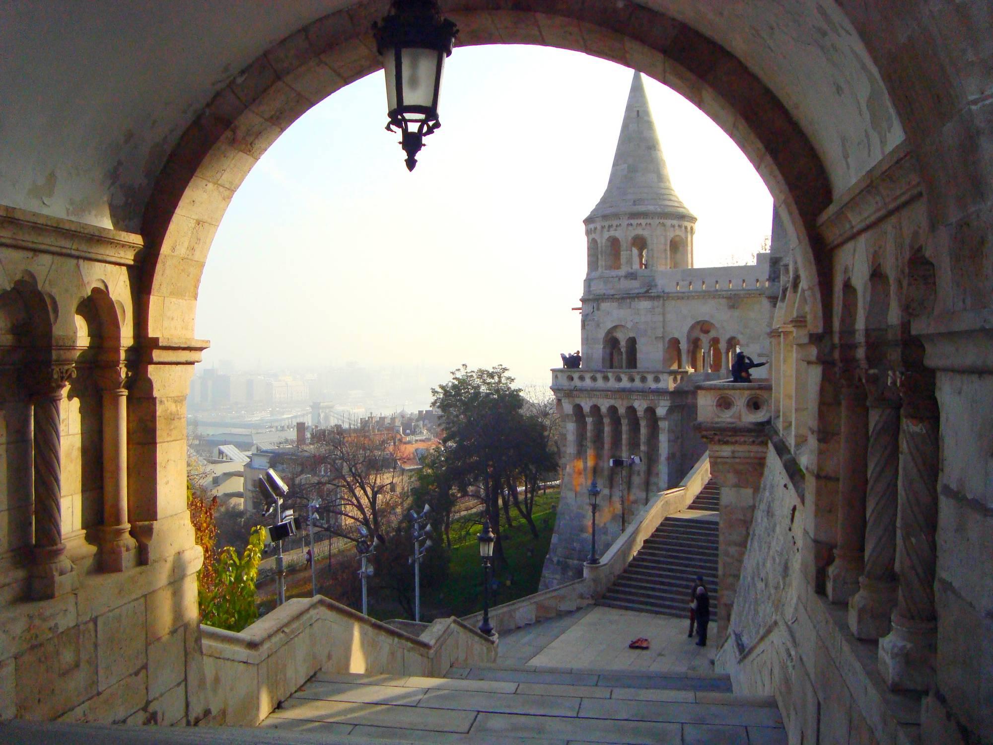 La mia Budapest