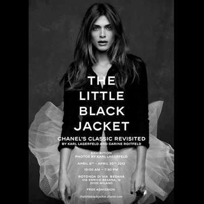 Una giacca che ha fatto storia: CHANEL in mostra a Milano!