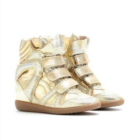 Wedge sneakers! …o sneakers con la zeppa