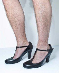 legs with hair