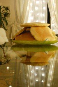 la ricetta dei pan cakes