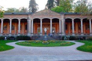 Ufficio turistico, Baden Baden
