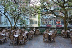 centro città, Baden Baden