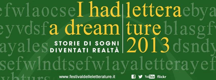 LETTERATURE:  Festival internazionale di Roma a Massenzio