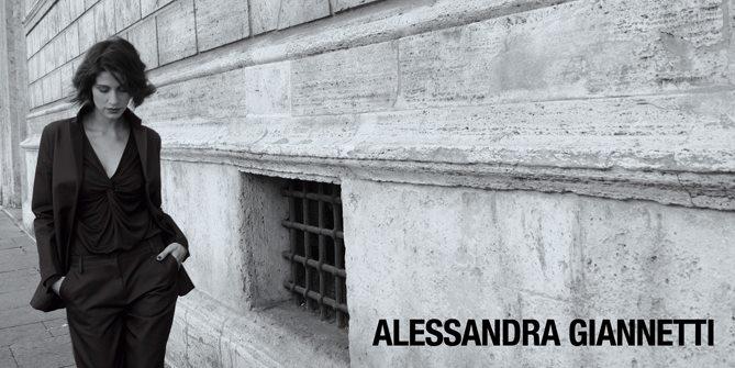 """La nuova collezione di Alessandra Giannetti: """"Walking…"""""""