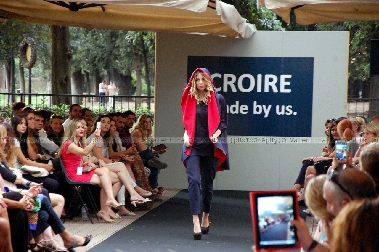 "Un nuovo brand tutto made in Italy: ""CROIRE .made by us"""