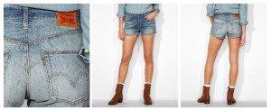 Levi's, shorts