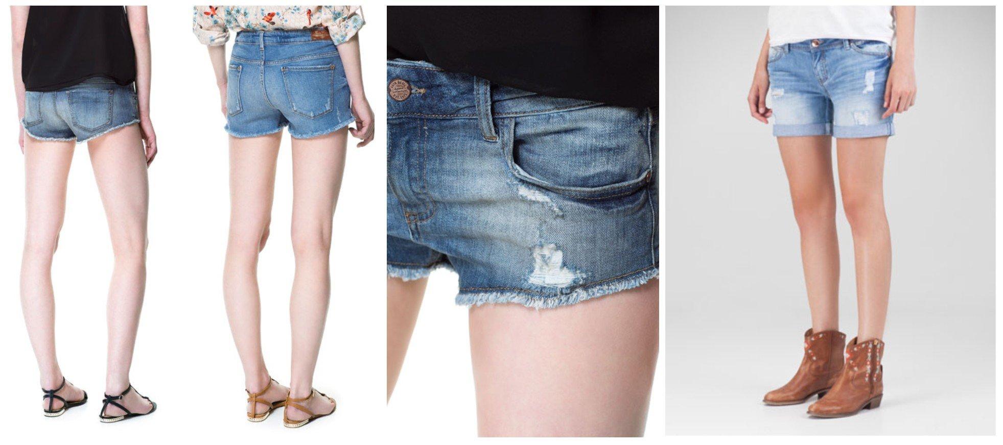 Tendenze 2013: è il momento degli shorts!