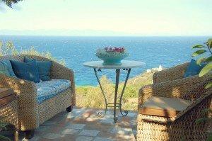 La Corsica vista da Patresi