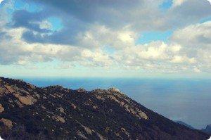 Monte Capanne, panorama