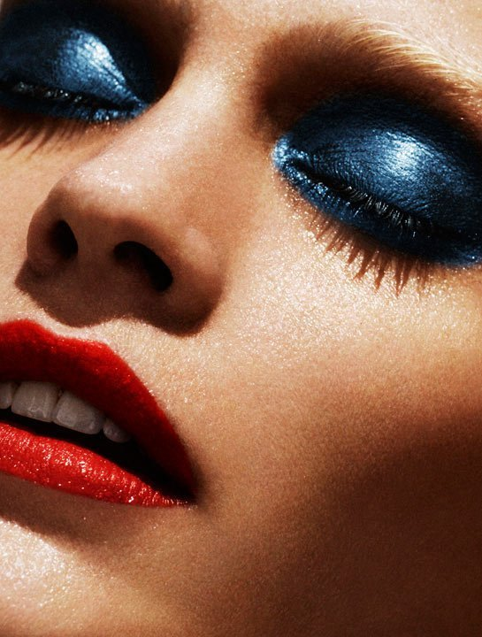 Make-up per la notte di ferragosto!