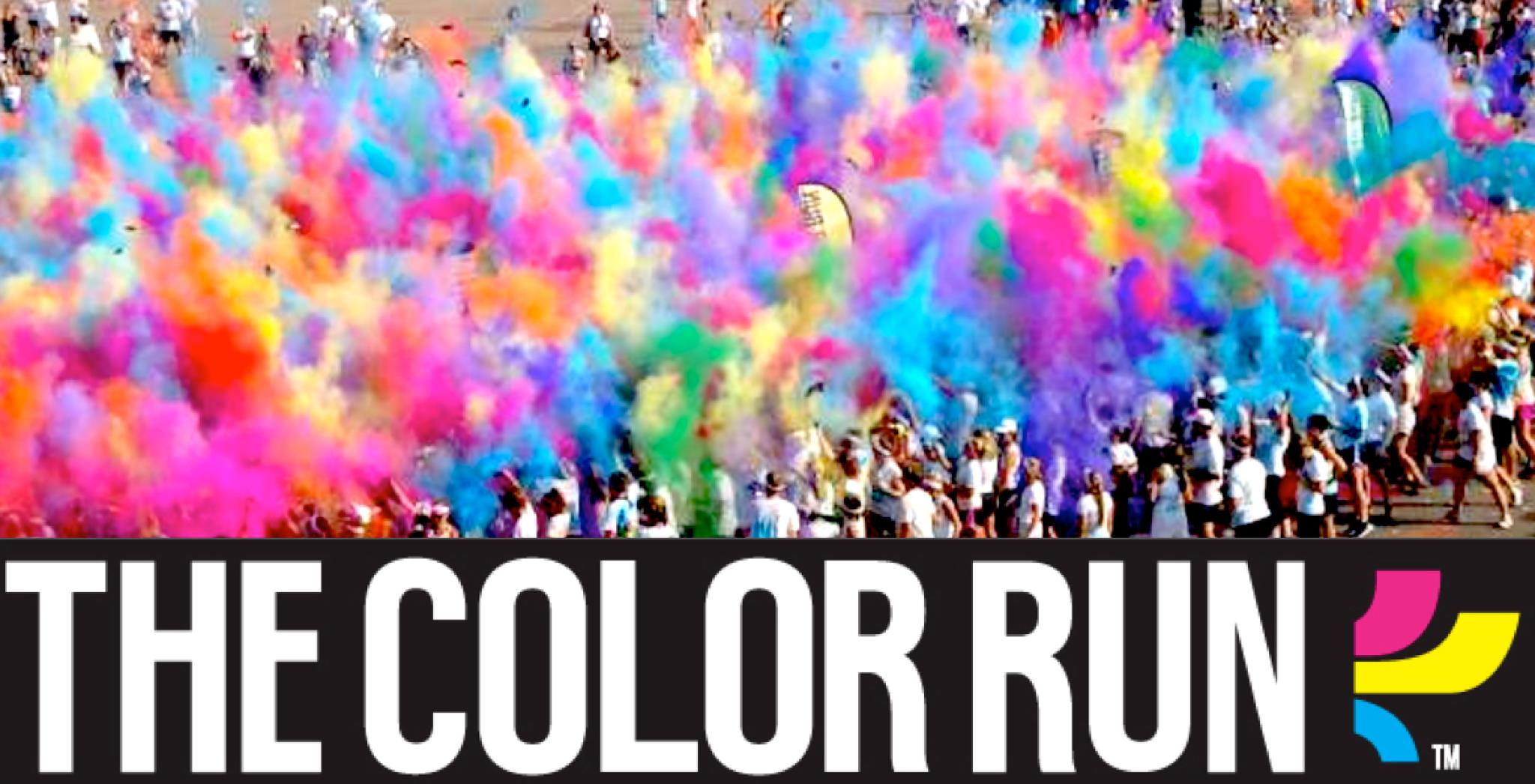 The Color Run 2013: la maratona più allegra del mondo