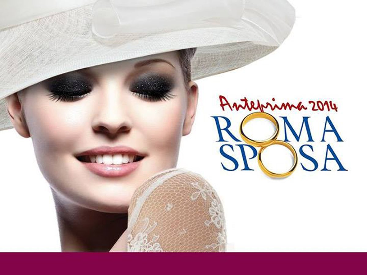 Roma Sposa – Anteprima 2014