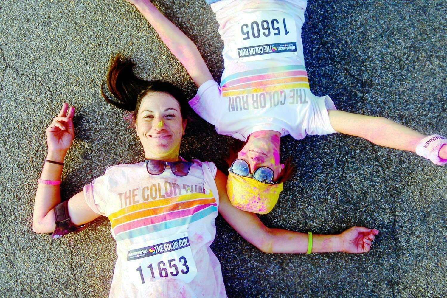 #TCR: Blogandthecity a Milano per The Color Run 2013!