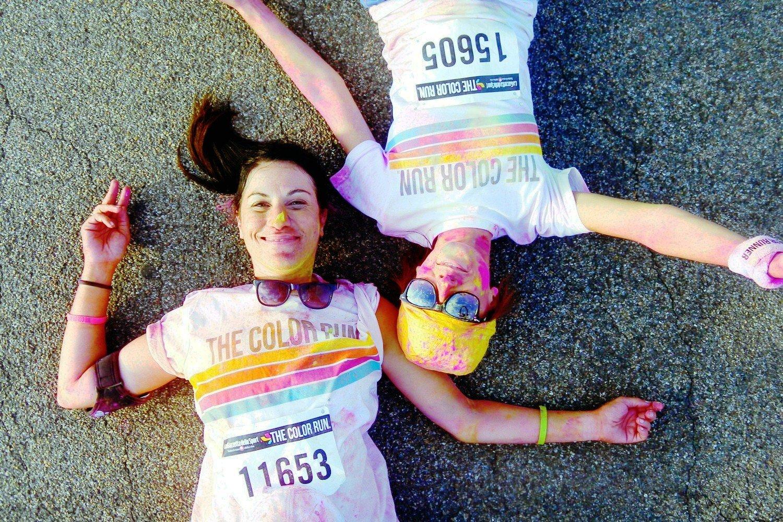 #TCR: Blogandthecity a Milano per The Color Run 2013!