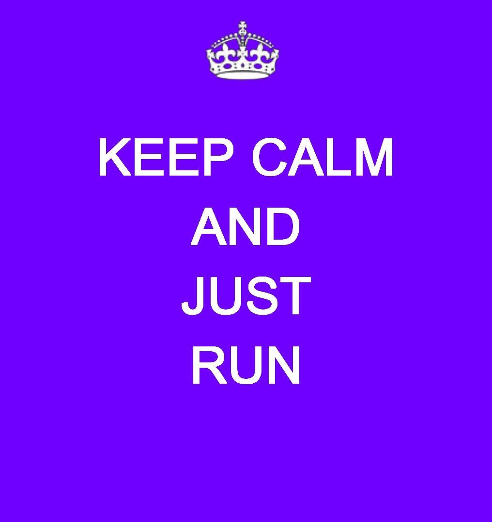 Il running, ovvero l'arte della corsa