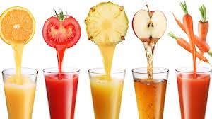 juices for runners