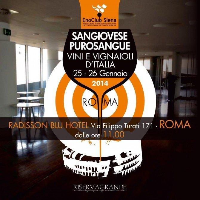 """Weekend di degustazioni di Sangiovese """"purosangue"""""""