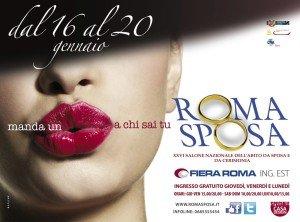 Roma Sposa 2014 copertina