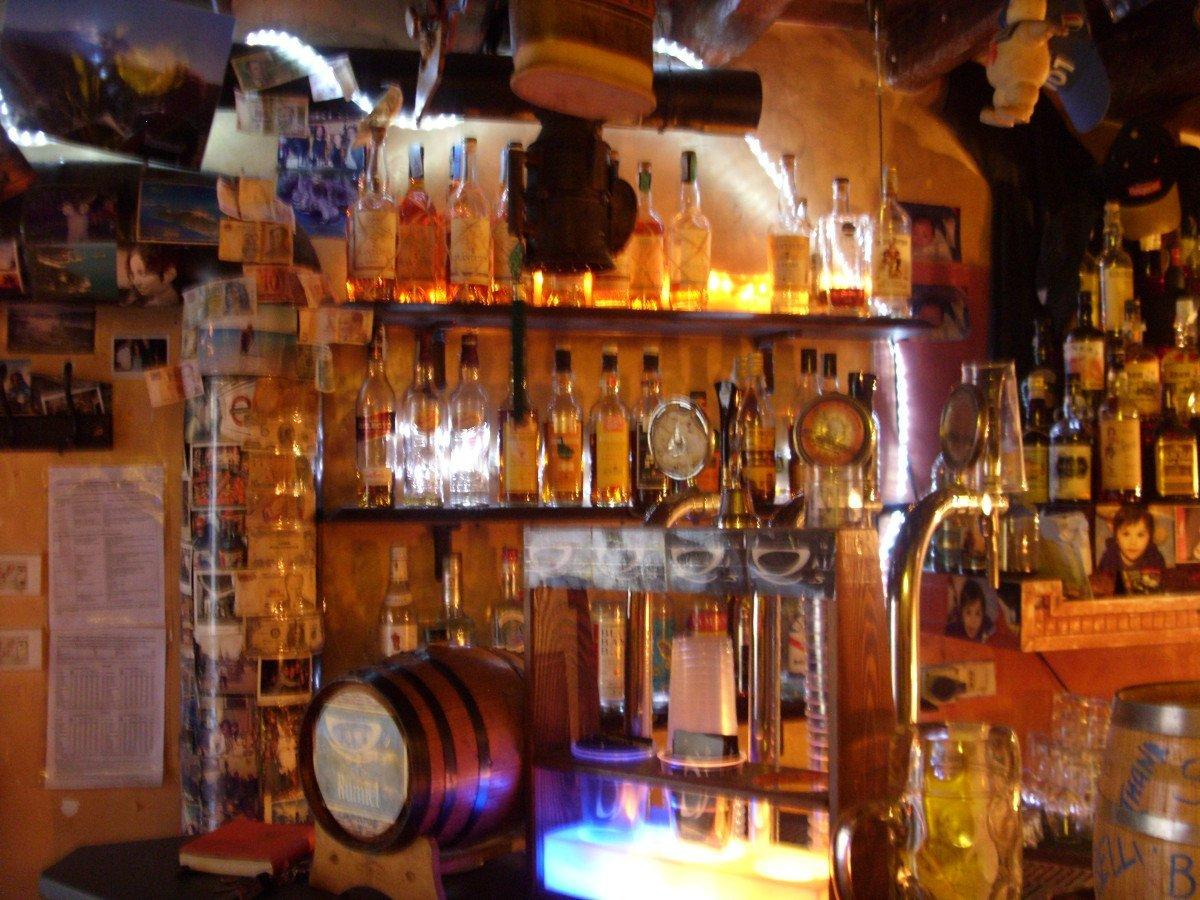 Degustazione di Rum alla Q'S Rummeria