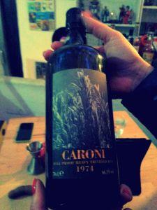 Rum Caroni 1974