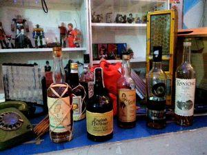 Rum in degustazione