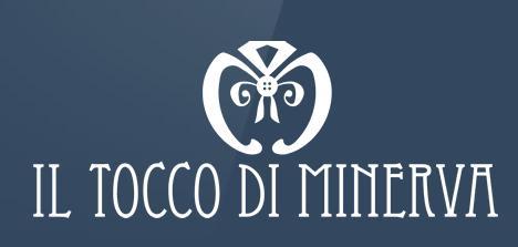 logo tocco di Minerva