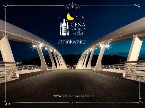 Cena in bianco Ponte