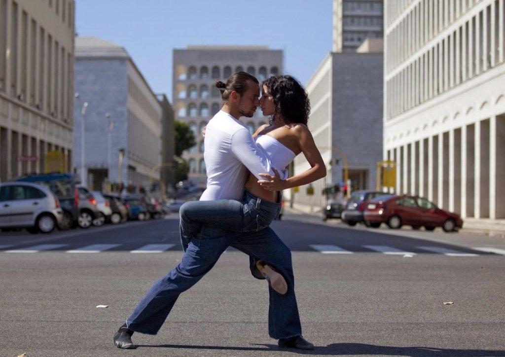 Tango argentino Francesca del Buono e Giampiero Cantone 3
