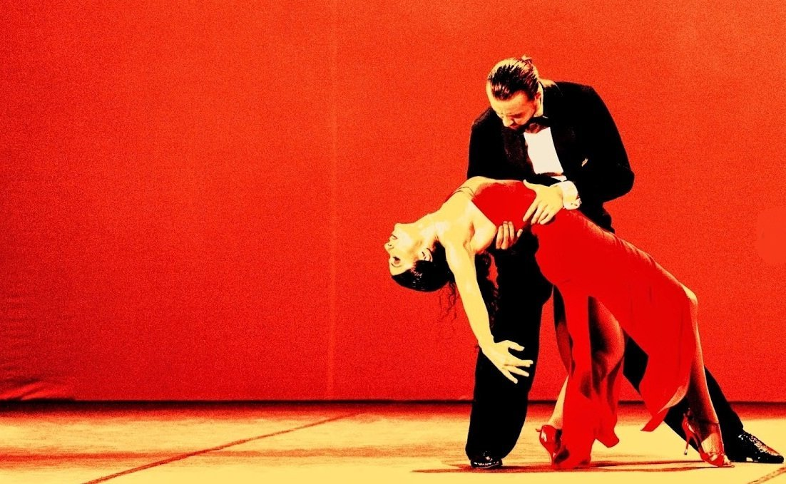 """El tango es?""…ballo, poesia, musica e magia.."