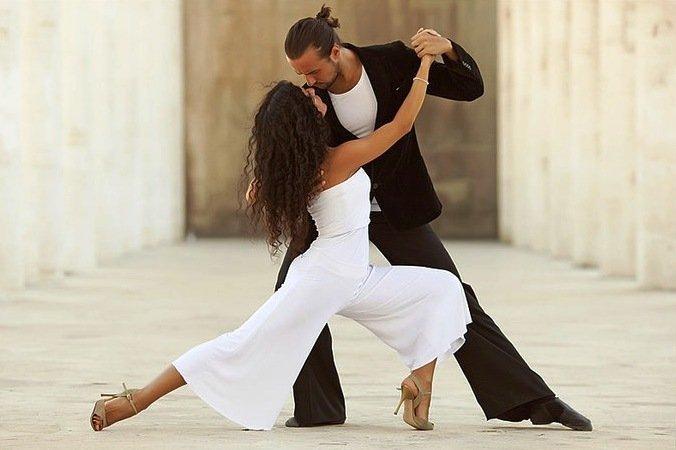 Tango argentino Giampiero e Francesca 5