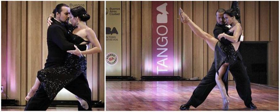 Tango argentino Giampiero e Francesca 7