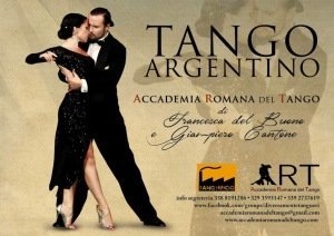 Tango argentino Romart