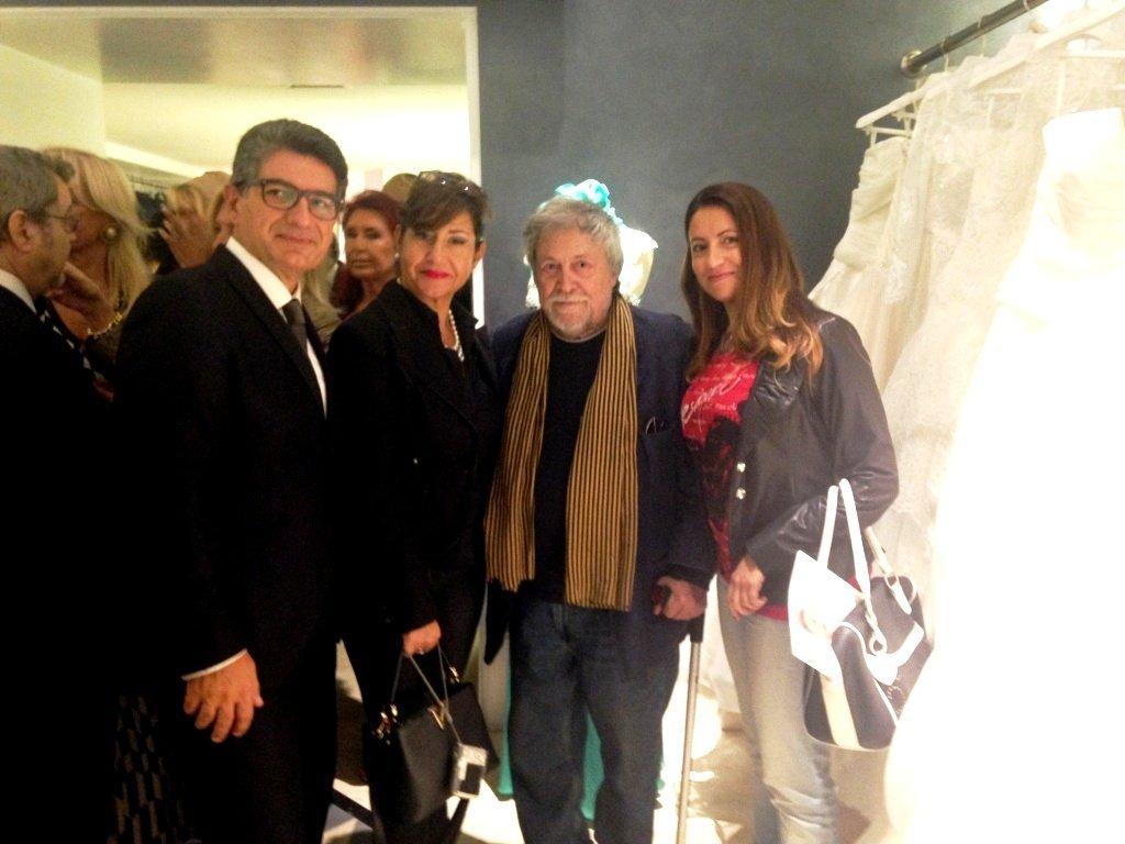 Andrea Serangeli  e Gianni Testa