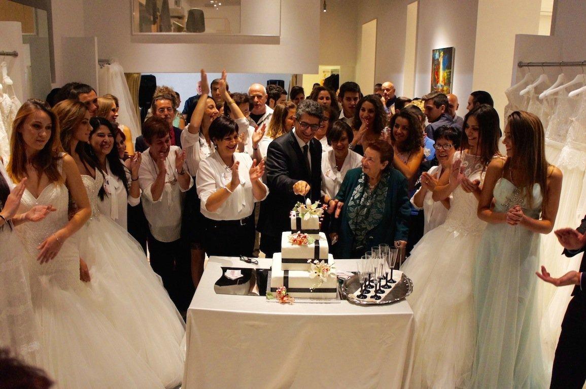 Carnevali spose inaugurazione