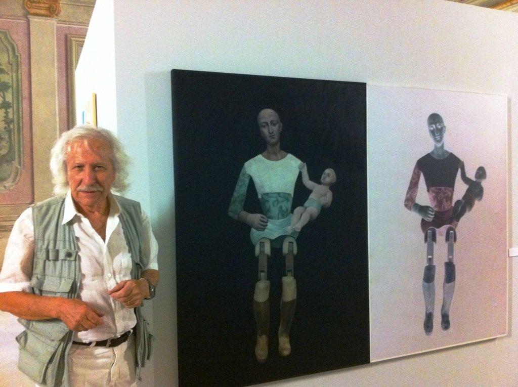 Maja galleria d'arte Titonel