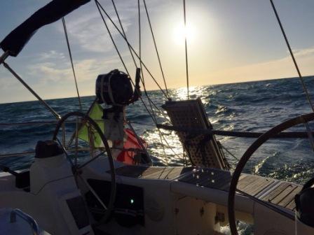 Regatiamo per l'Africa barca a vela