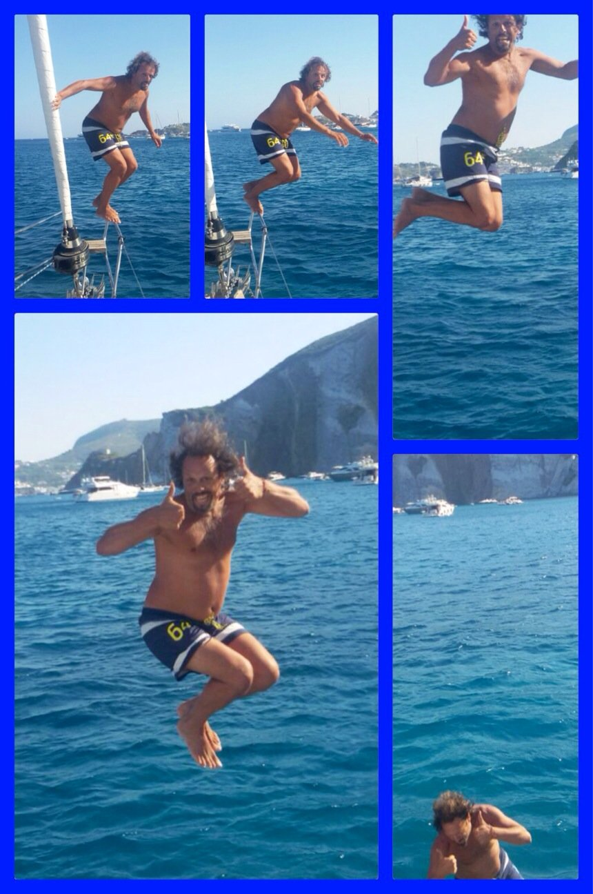 Tuffo ok Francesco