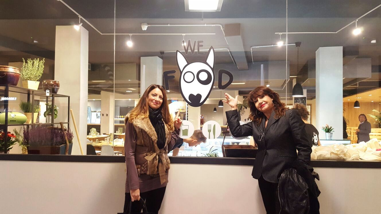 We Food – Eat Love Drink: il nuovo modern restaurant a Roma!!