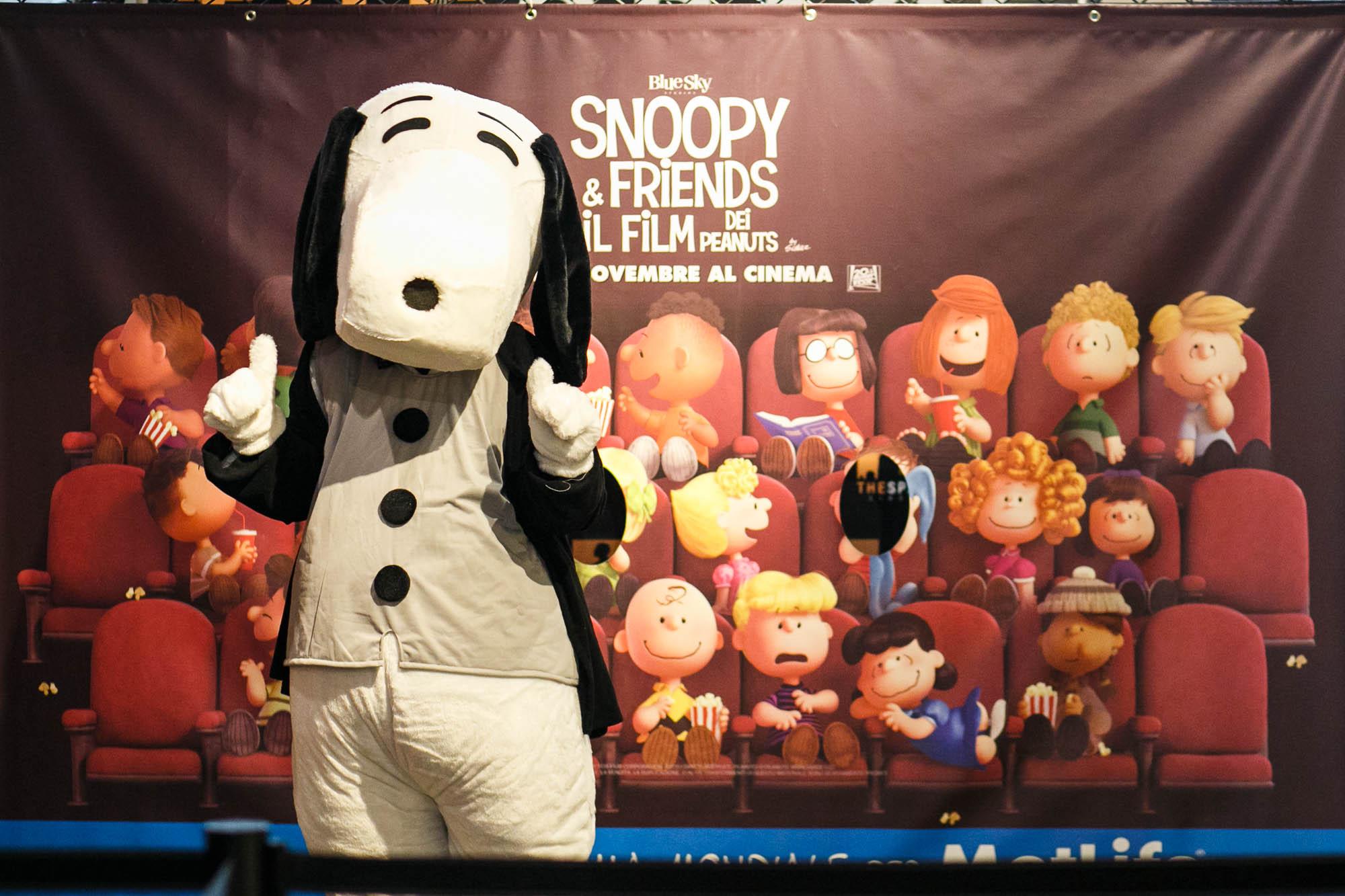 Bentornato Snoopy!