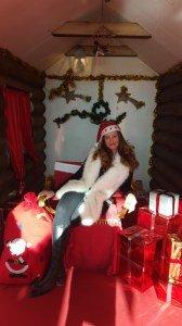 Lettera a Babbo Natale Elenia