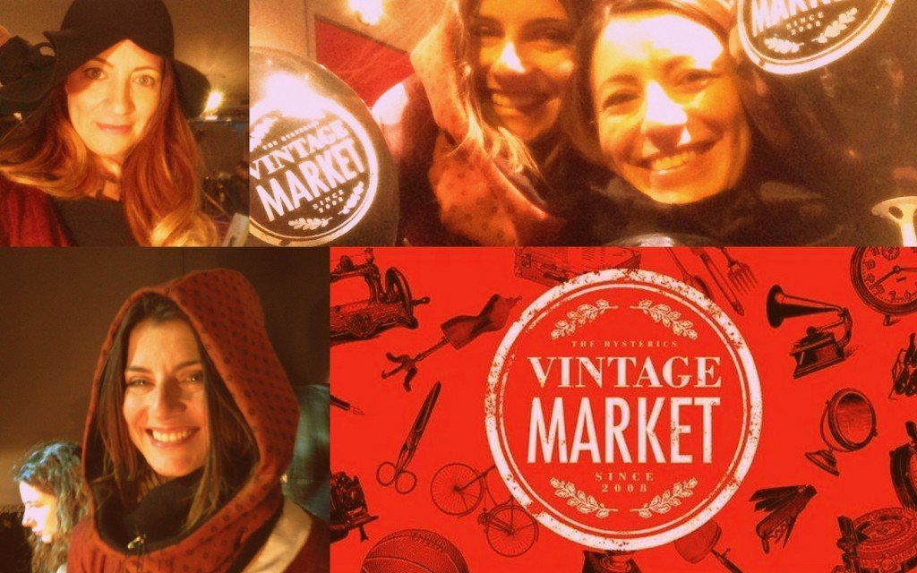 Blog and the city mercatini a roma vintage market al for Mercatini roma oggi