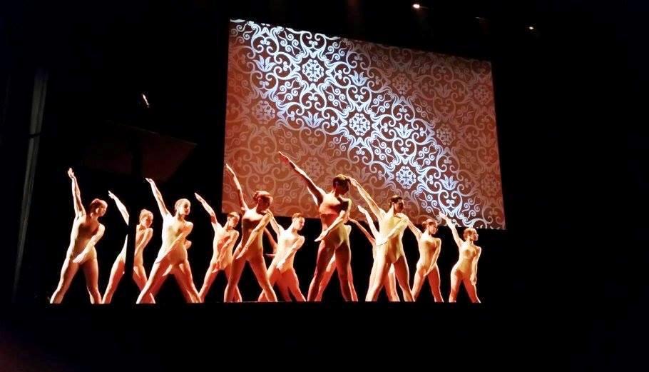 Abiti che danzano balletto Roma