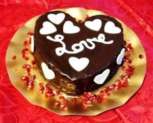 Hearth cake valentine finale