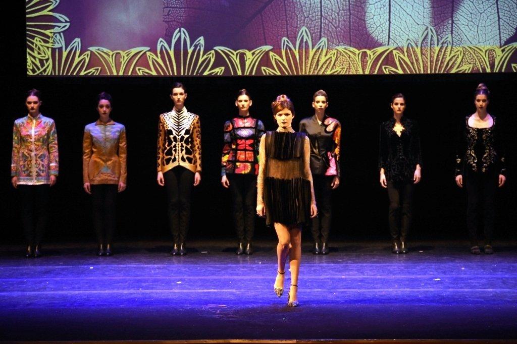 'Abiti che danzano' uno spettacolo di moda, danza e poesia