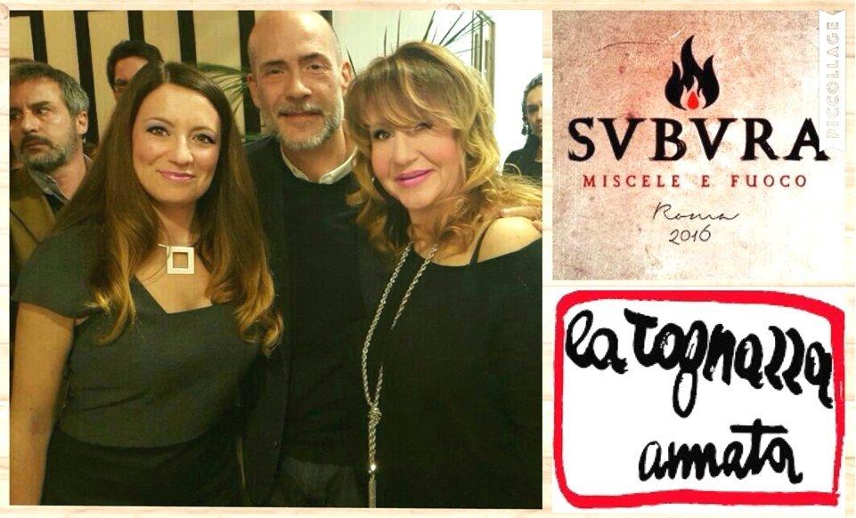 SVBVRA – Miscele e Fuoco: opening dinner con Gian Marco Tognazzi e tanti ospiti