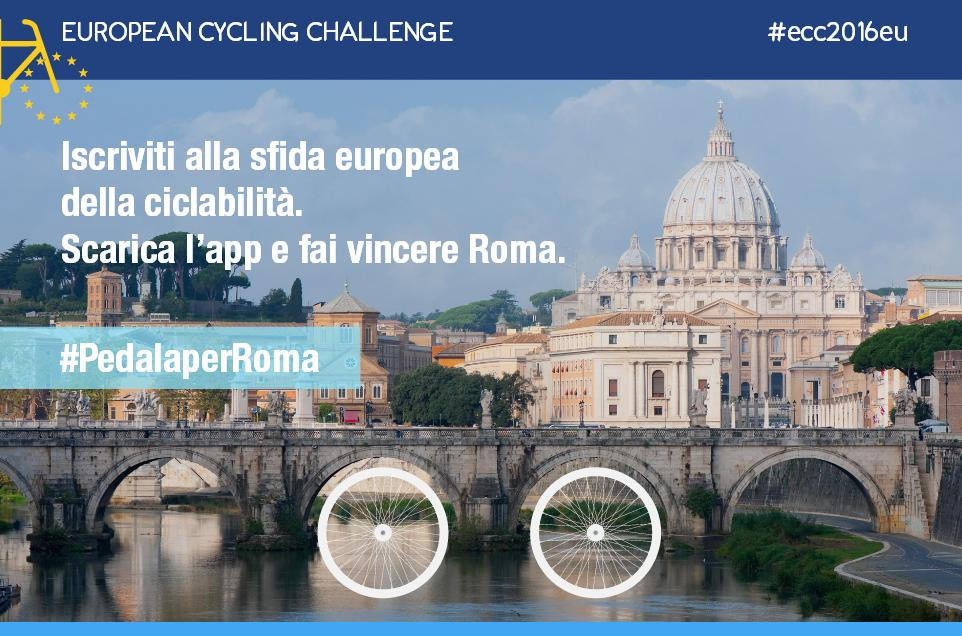 European Cycling Challenge: sfidiamo le città europee in BICI!!